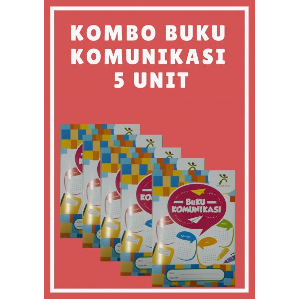 Kombo Buku Komunikasi ( 5 Unit )