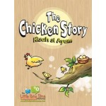 Flash Card The Chicken Story