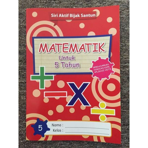 Matematik 5 Tahun