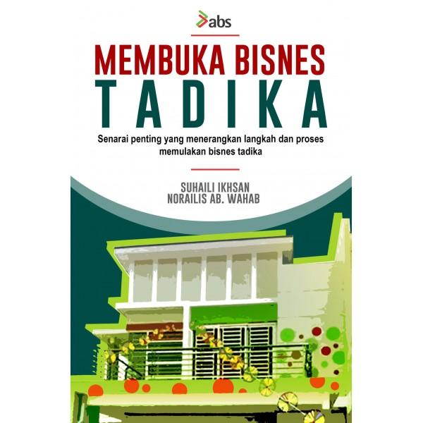 Buku Memulakan Bisnes Tadika