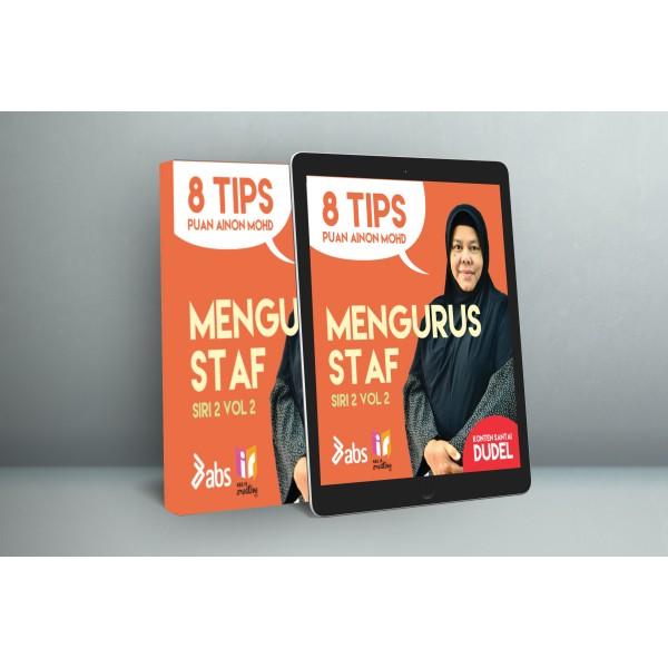 Ebook Dudel Puan Ainon (8 Tips Mengembangkan Bisnes)
