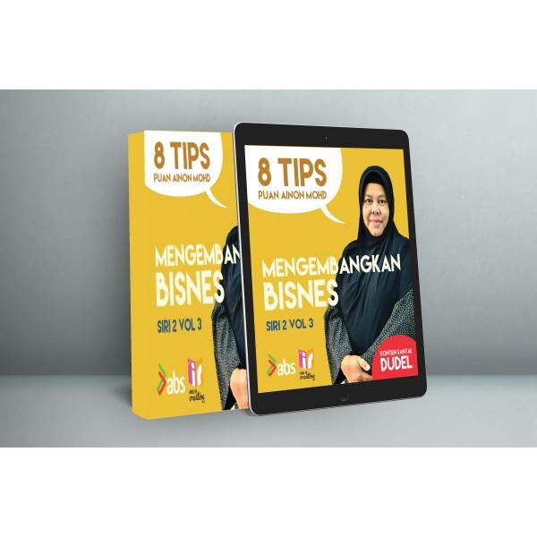 Ebook Dudel Puan Ainon (8 Tips Mengurus Staff)