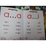 Adik Bijak Baca (Siri Mudah Membaca)