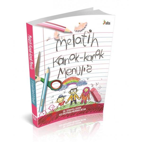 Ebook PERCUMA 20 Halaman Buku Melatih Kanak-Kanak Menulis