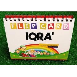 Flip Card Iqra