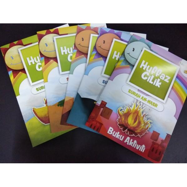 Huffaz Cilik Set 5 Buku Aktiviti