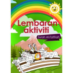 Huffaz Cilik Ebook Lembaran Aktiviti Surah Al-Fatihah