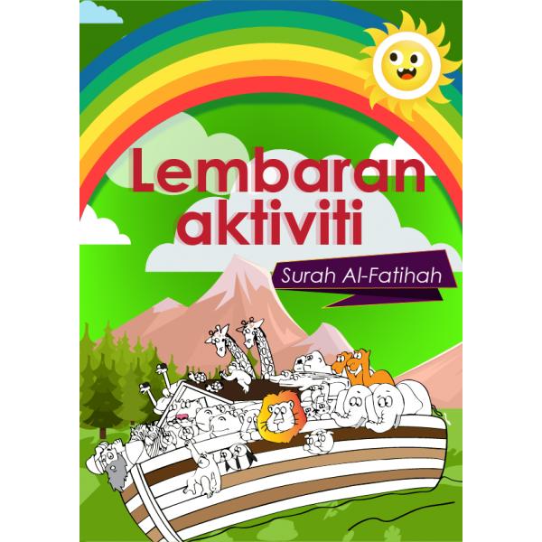 Huffaz Cilik E-Book Lembaran Aktiviti Surah Al-Fatihah