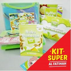 Kit Super Al Fatihah Huffaz Cilik