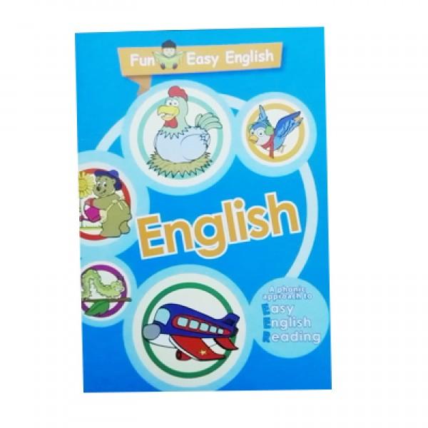 Fun Easy English - Phonic