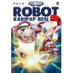 Komik-M : KecemprengMan #2: Robot Karipap Besi