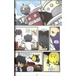 Laserman: Superhero Facebook & Koleksi Komik Terbaik Bophairy