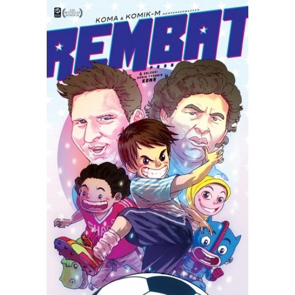 Rembat Padu & Koleksi Komik Terbaik Koma