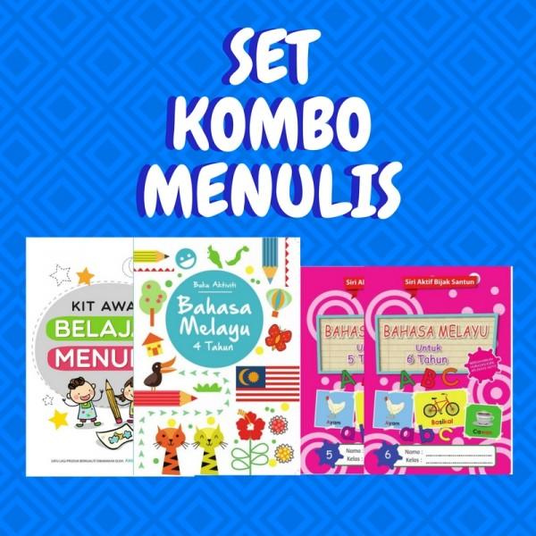 Set Kombo Menulis