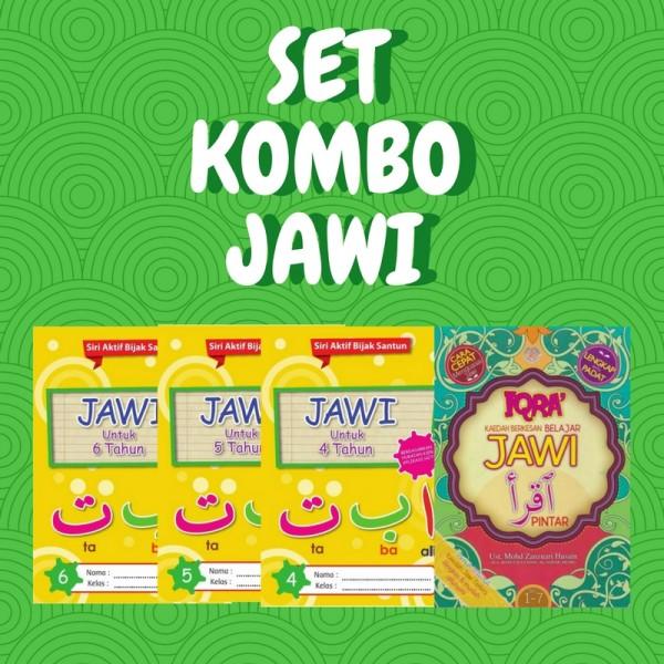 Set Kombo Jawi